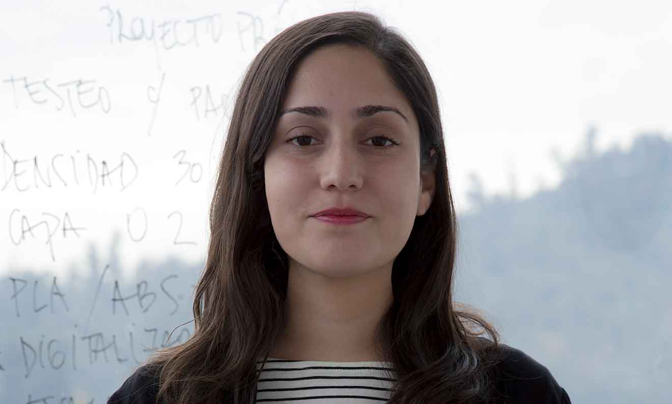 Natalia Oviedo, fundadora +D / Fotografía: R2B Catalyst