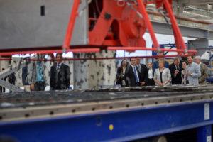 """Programa """"Transforma Construcción, Construye 2025"""" / Foto: Corfo."""