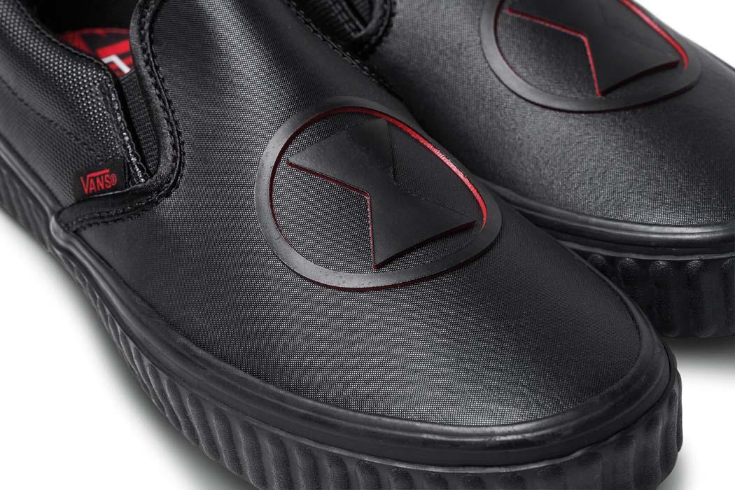 c798e978f4a ... Marvel estará disponible en tiendas Vans (calzado